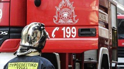 Θεσσαλονίκη: Φωτιά σε μονοκατοικία στην περιοχή του Λαγκαδά