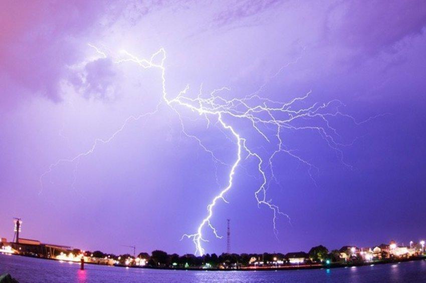 Έρχονται βροχές, καταιγίδες, μποφόρ και αφρικανική σκόνη