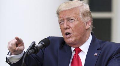 Ο Τραμπ πανηγυρίζει για τη μείωση της ανεργίας: Ο Φλόιντ θα ενθουσιαζόταν για τη σπουδαία ημέρα