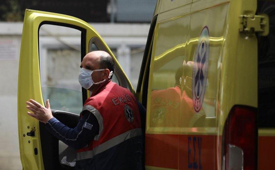 Θεσσαλονίκη: Ολοσχερώς κάηκε μονοκατοικία στο Λαγκαδά - Χωρίς τις αισθήσεις του μεταφέρθηκε στο νοσοκομείο ηλικιωμένος