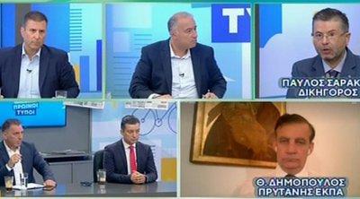 Συγκλονίζει ο Παύλος Σαράκης που δέχθηκε επίθεση με βιτριόλι - ΒΙΝΤΕΟ
