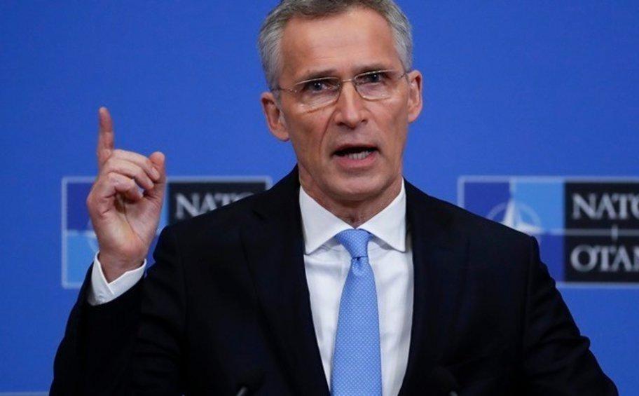 Στολτεμπεργκ: Ευρεία υποστήριξη στο ΝΑΤΟ για τον μηχανισμό αποφυγής ατυχημάτων Ελλάδας - Τουρκίας