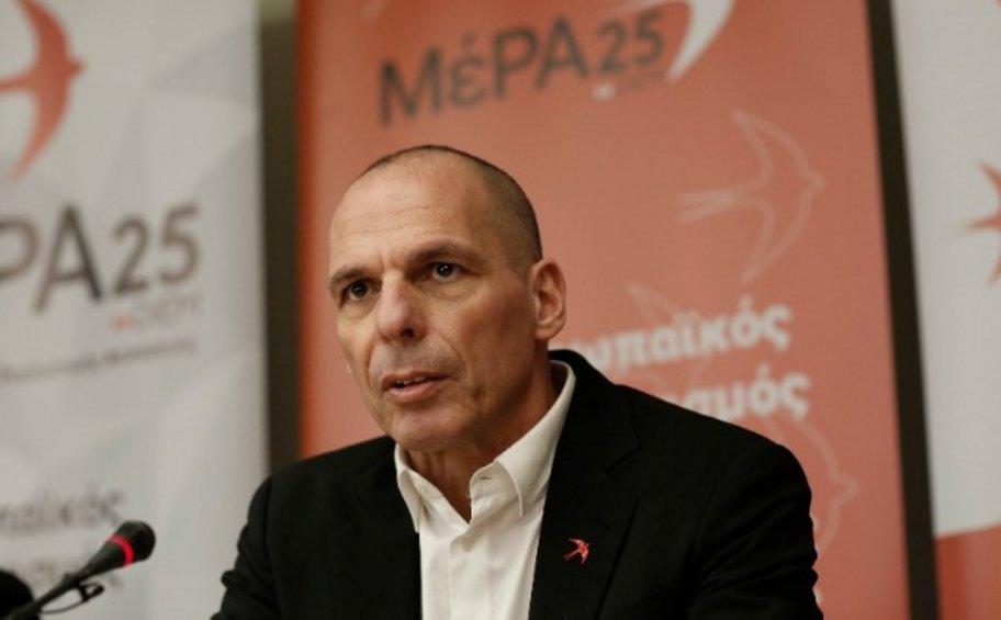 Βαρουφάκης: «Υποχρεωτικό» το κούρεμα οφειλών από φόρους-εισφορές - ΒΙΝΤΕΟ