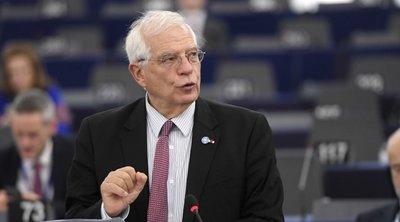 Ο Mπορρέλ θα αναζητήσει στο Συμβούλιο Εξωτερικών Υποθέσεων συναίνεση για διάλογο με την Τουρκία