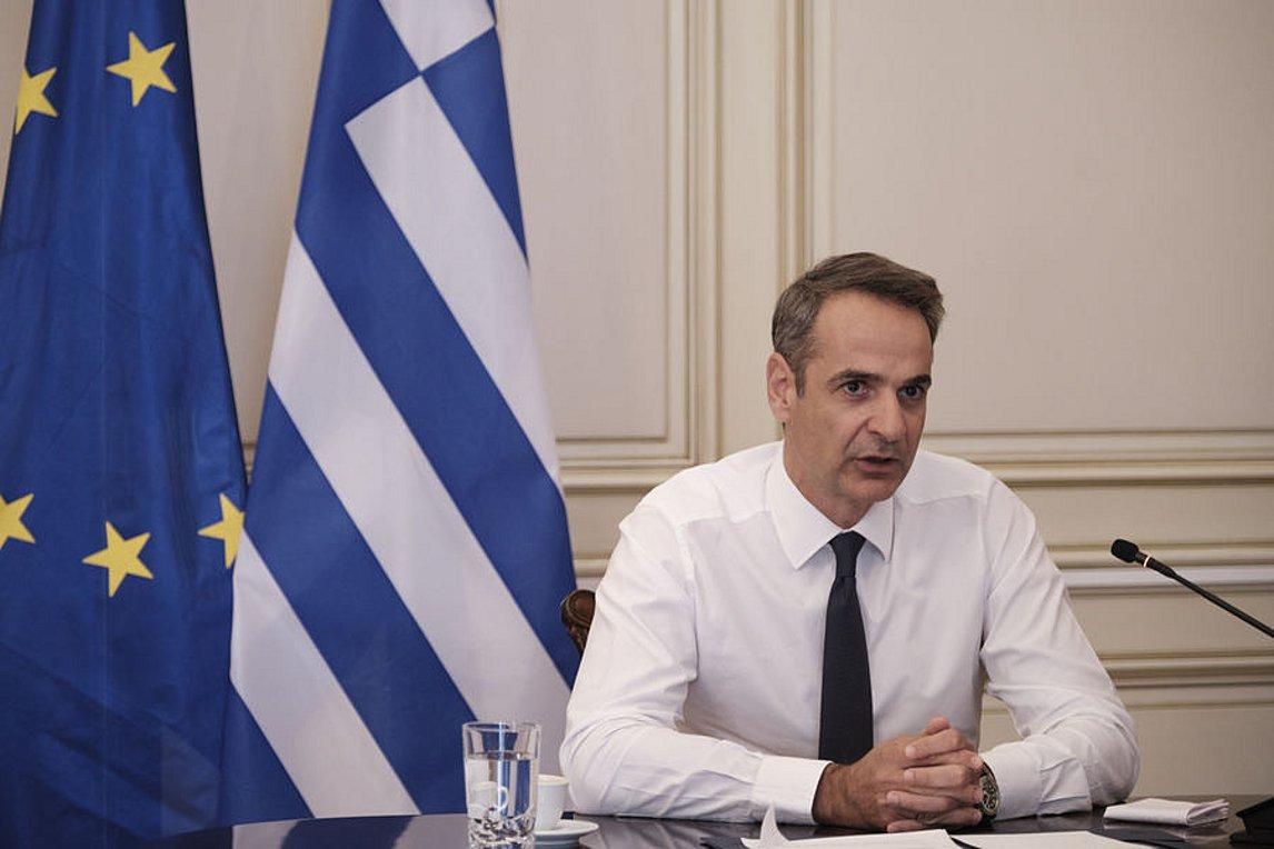 Μητσοτάκης: Η Ελλάδα παράδειγμα όχι μόνο στην αντιμετώπιση της πανδημίας αλλά και για την παγκόσμια συνεισφορά στην έρευνα