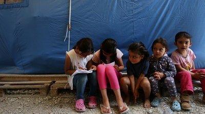 Είκοσι τέσσερα ασυνόδευτα παιδιά μετεγκαταστάθηκαν στην Φινλανδία