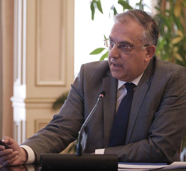 Θεοδωρικάκος: Έρχεται παράταση προθεσμίας για αδήλωτα τετραγωνικά σε πληγείσες από τον Ιανό περιοχές