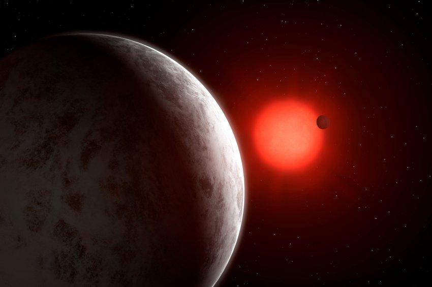 Ανακαλύφθηκε ένα πολύ κοντινό ηλιακό σύστημα με εξωπλανήτες μεγαλύτερους της Γης σε απόσταση μόνο 11 ετών φωτός