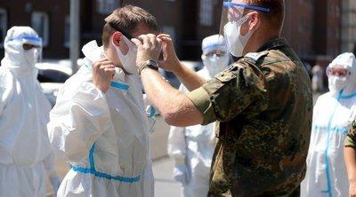 Γερμανία-κορωνοϊός: 12 θάνατοι, 1.122 κρούσματα σε 24 ώρες
