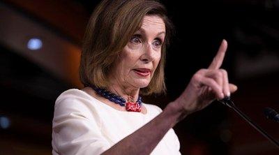ΗΠΑ: Η πρόεδρος της Βουλής ζητά από τον Λευκό Οίκο να παρατείνει το μορατόριουμ στις εξώσεις
