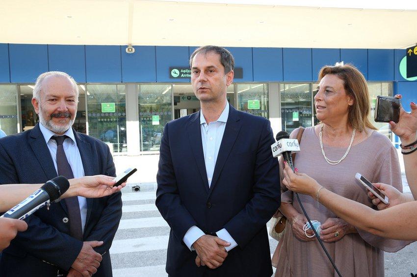 Θεοχάρης: Ο ελληνικός τουρισμός θα αποδείξει πως είναι εδώ