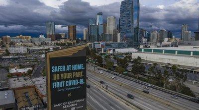 ΗΠΑ: Η Καλιφόρνια χαλαρώνει τους περιορισμούς σε ορισμένες δραστηριότητες