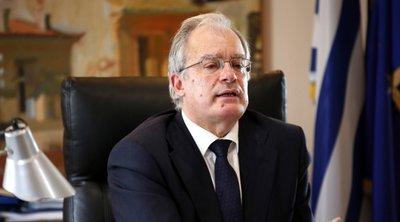 Τασούλας: Τασσόμεθα στο πλευρό του λαού του Λιβάνου - Μήνυμα στον πρόεδρο της Εθνοσυνέλευσης