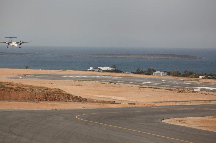Με 12 πτήσεις τσάρτερ η έναρξη της τουριστικής περίοδος στη Ρόδο