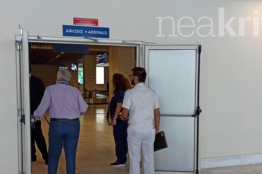 Χανιά: «Άνοιξε» για τις πτήσεις εξωτερικού το αεροδρόμιο της πόλης