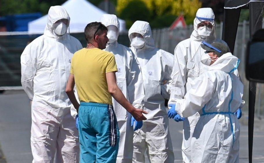 Μεξικό-Κορωνοϊός: 794 θάνατοι, 6.717 κρούσματα σε 24 ώρες
