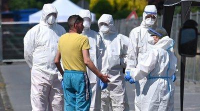 Μεξικό: 730 νεκροί, νέο θλιβερό ρεκόρ 7.280 κρουσμάτων μόλυνσης από τον κορωνοϊό σε 24 ώρες