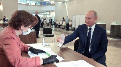 Ο Πούτιν ευχαρίστησε τους Ρώσους που είπαν «ναι» στην συνταγματική αναθεώρηση, έδειξε κατανόηση σε όσους είπαν «όχι»