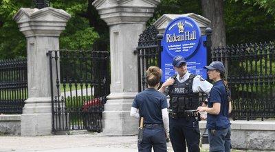 Συνελήφθη ένοπλος στον περίβολο της πρωθυπουργικής κατοικίας του Καναδά - Ο Τριντό απουσίαζε
