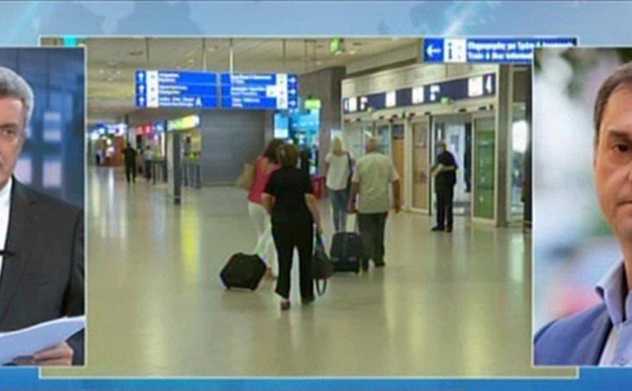 Ο Θεοχάρης ξεκαθαρίζει τι έγινε με την πτήση από Σουηδία στην Ρόδο - Τι είπε για Βρετανία - BINTEO