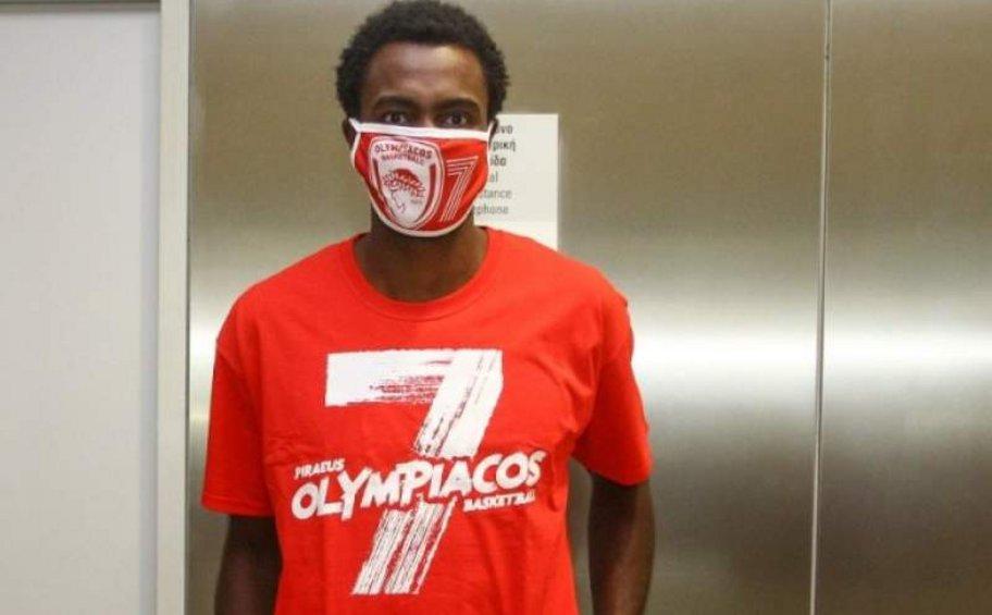 Στην Ελλάδα για τον Ολυμπιακό ο Ζαν Σαρλ