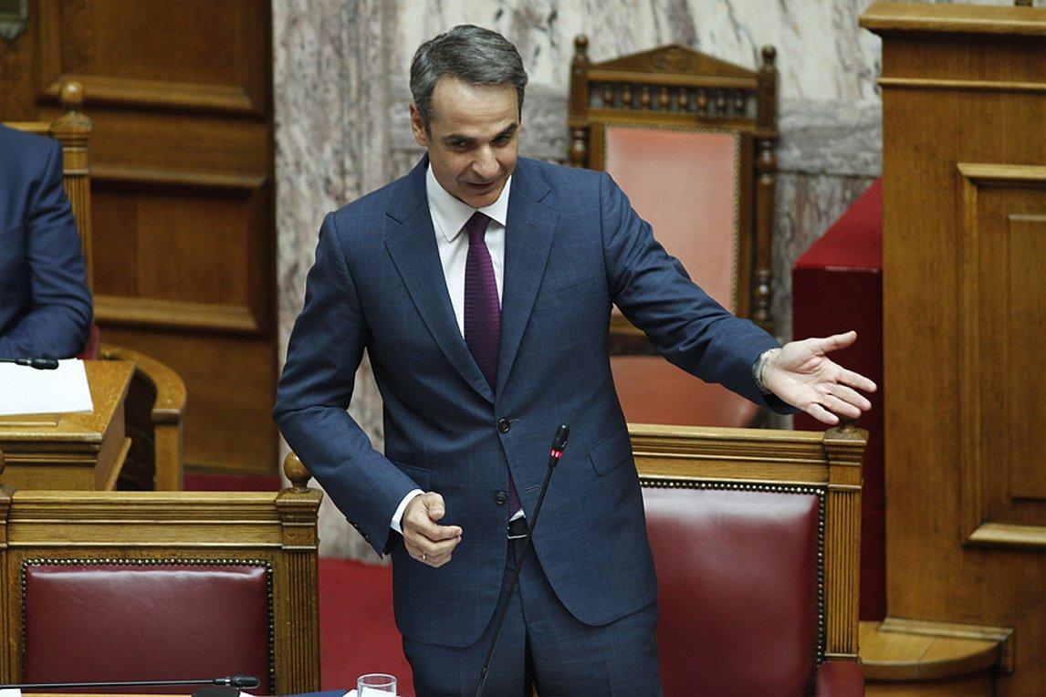 Νέα μέτρα ενίσχυσης της αγοράς ύψους 3,5 δισ. ευρώ ανακοίνωσε ο Πρωθυπουργός