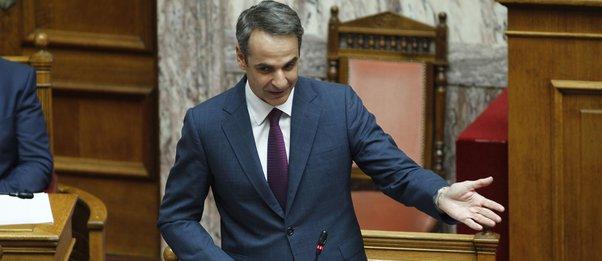 Νέα μέτρα ενίσχυσης της αγοράς ύψους 3,5 δισ. ευρώ ανακοίνωσε ο Μητσοτάκης - ΒΙΝΤΕΟ