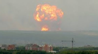 Τουρκία: Δύο νεκροί και 73 τραυματίες από την έκρηξη σε εργοστάσιο πυροτεχνημάτων - ΒΙΝΤΕΟ