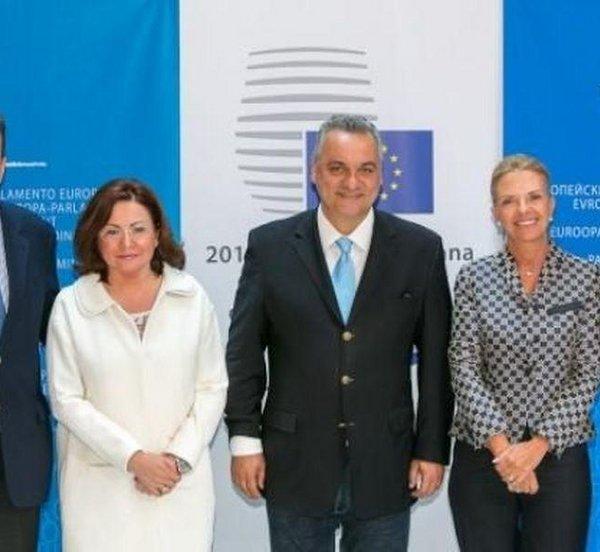 ΚΟ ΝΔ στο Ευρωκοινοβούλιο για την έκδοση ψηφίσματος καταδίκης της τουρκικής προκλητικότητας στην Ολομέλεια του ΕΚ