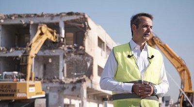Ξεκίνησαν οι πρόδρομες εργασίες στο Ελληνικό: Επένδυση που θα φέρει 80.000 θέσεις εργασίας
