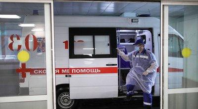 Ρωσία-κορωνοϊός: Στις 6.611 τα κρούσματα το τελευταίο 24ωρο, σε σύνολο 687.862