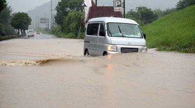 Ιαπωνία: Δεκατέσσερις νεκροί σε οίκο ευγηρίας που πλημμύρισε από την υπερχείλιση ποταμού