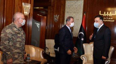 Απειλές από Ακάρ μετά τη συνάντηση με Σάρατζ: Είμαστε δίπλα σας, οι άλλοι Θα πληρώσουν το τίμημα