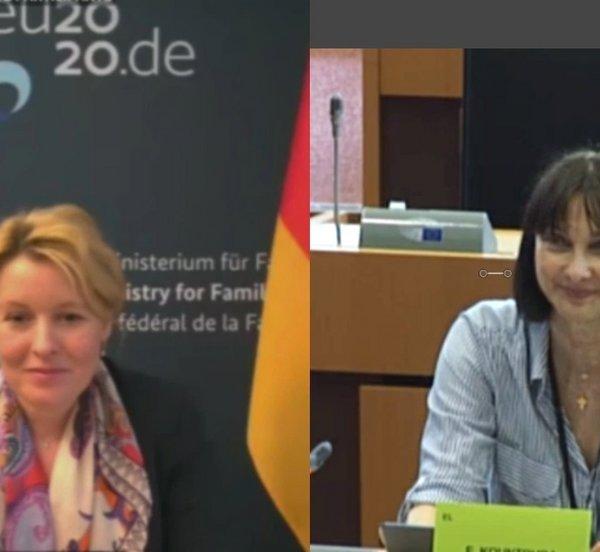 Αίτημα Κουντουρά στη Γερμανική Προεδρία: Θέσπιση Συμβουλίου υπουργών της ΕΕ για τα δικαιώματα των γυναικών