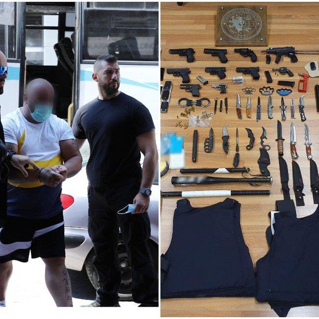 Αστυνομικοί και γνωστοί κακοποιοί στο κύκλωμα εκβιαστών του Πειραιά - Σοκάρουν οι διάλογοι