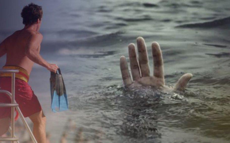 10χρονη παρασύρθηκε από ορμητικά νερά σε θάλασσα της Κρήτης - Την έσωσε την τελευταία στιγμή ναυαγοσώστης