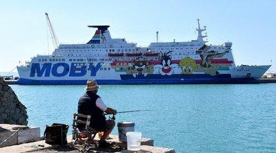 Ιταλία: Οι 180 πρόσφυγες του Ocean Viking θα μεταφερθούν στο πλοίο Moby Zaza, για καραντίνα
