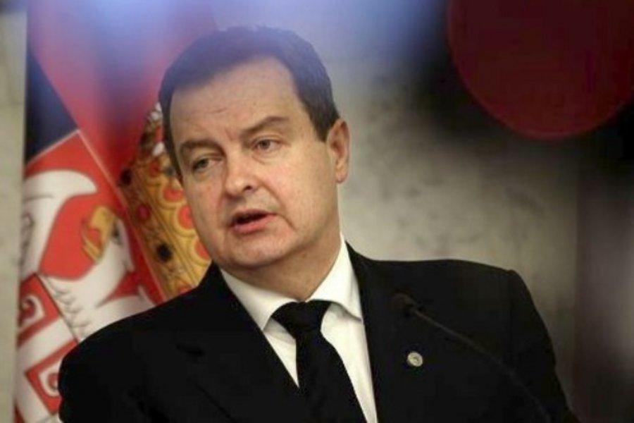 Την ελπίδα ότι η Ελλάδα σύντομα θα ξανανοίξει τα σύνορα για τους Σέρβους εξέφρασε ο ΥΠΕΞ Ίβ. Ντάτσιτς