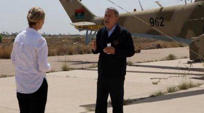 Ακάρ: Οι Έλληνες έχουν στρατιωτικοποιήσει παράνομα 16 νησιά στο Αιγαίο