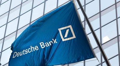 ΗΠΑ: Πρόστιμο 150 εκατ. δολαρίων στην Deutsche Bank για τις συναλλαγές της με τον Επστάιν