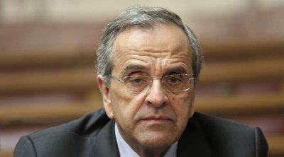 Ο Ιταλός φαρσέρ ξαναχτύπησε: «Πέθανε» τον Αντώνη Σαμαρά