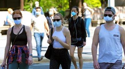Βρετανία-κορωνοϊός: Η μη χρήση μάσκας ισοδυναμεί με την οδήγηση σε κατάσταση μέθης