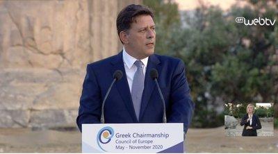 Βαρβιτσιώτης: Πρέπει να κρατήσουμε ανοιχτά τα παράθυρα στον κόσμο και η Ελλάδα δηλώνει παρούσα ώστε να πετύχουμε