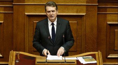 Χρυσοχοΐδης: Όταν συλλάβουμε τον Παππά θα χαρείτε; Λάμπετε από χαρά που διέφυγε - Η κόντρα με τον Βούτση
