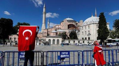 Η Αγία Σοφία γίνεται τζαμί - Υπέγραψε το Διάταγμα ο Ερντογάν και θα κάνει έκτακτο διάγγελμα