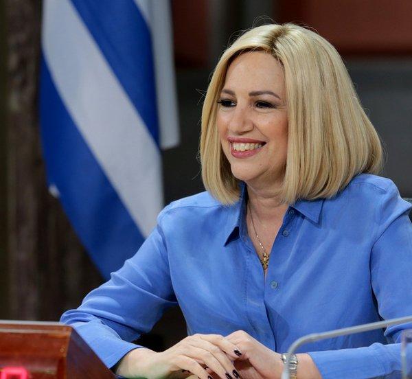 Φ. Γεννηματά: Η σημερινή γιορτή βρίσκει τον Ελληνισμό να παλεύει σε τόσα μέτωπα αλλά θα αντέξουμε