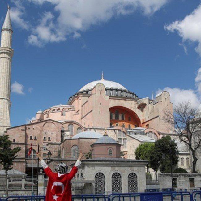 Ανδρέας Μαρτίνος για Αγία Σοφία: Οι Έλληνες εφοπλιστές να αποκλείσουν την Τουρκία για επισκευές και δεξαμενισμούς