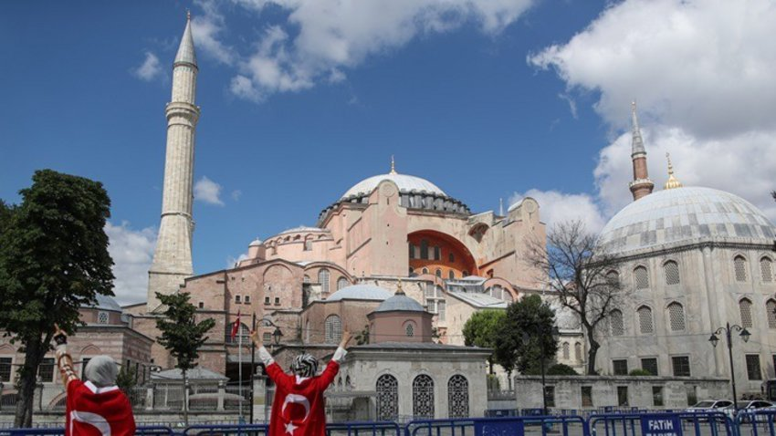 Η Ρωσική Ορθόδοξη Εκκλησία εκφράζει τη λύπη της για την απόφαση που πήρε η Τουρκία για την Αγία Σοφία