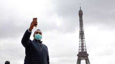 Γαλλία: Πάνω από 2.000 νέα κρούσματα κορωνοϊού τις τελευταίες 24 ώρες