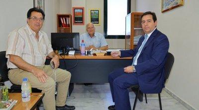 Μηταράκης: Οι τοπικές κοινωνίες προτεραιότητα για την κυβέρνηση
